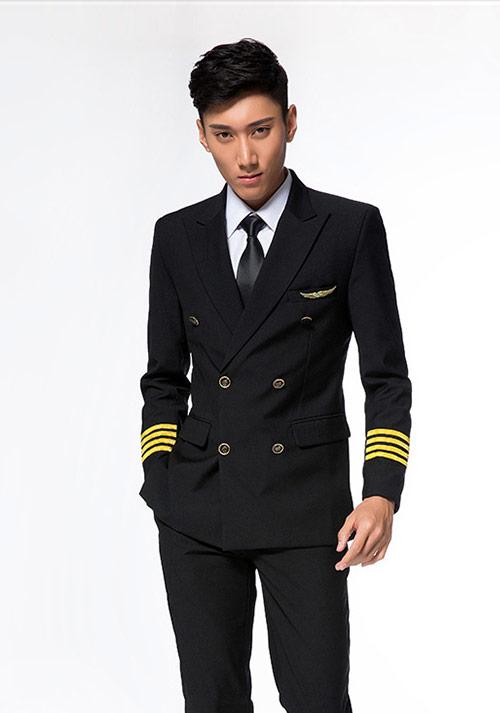 航空男士西装