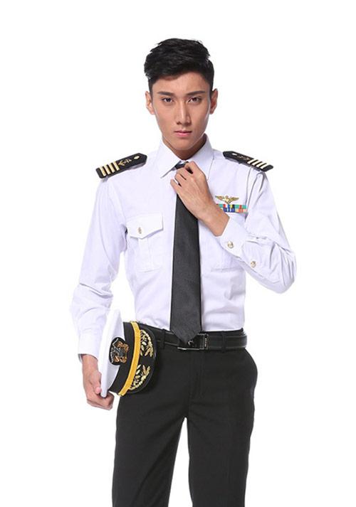 定做航空男士衬衫