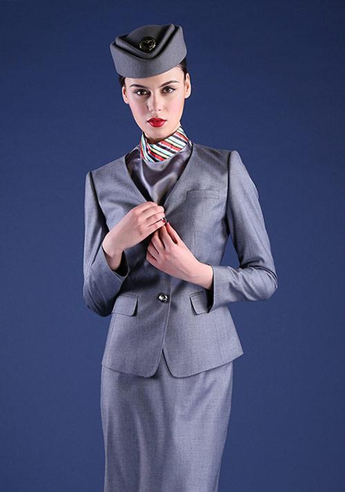 空姐裙装制服