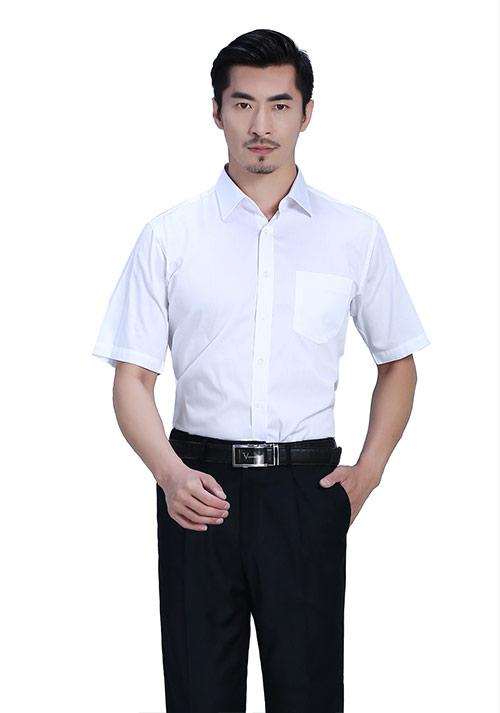 海淀半袖衬衫定做1