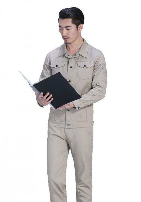 防静电工作服的常用颜色及适用范围