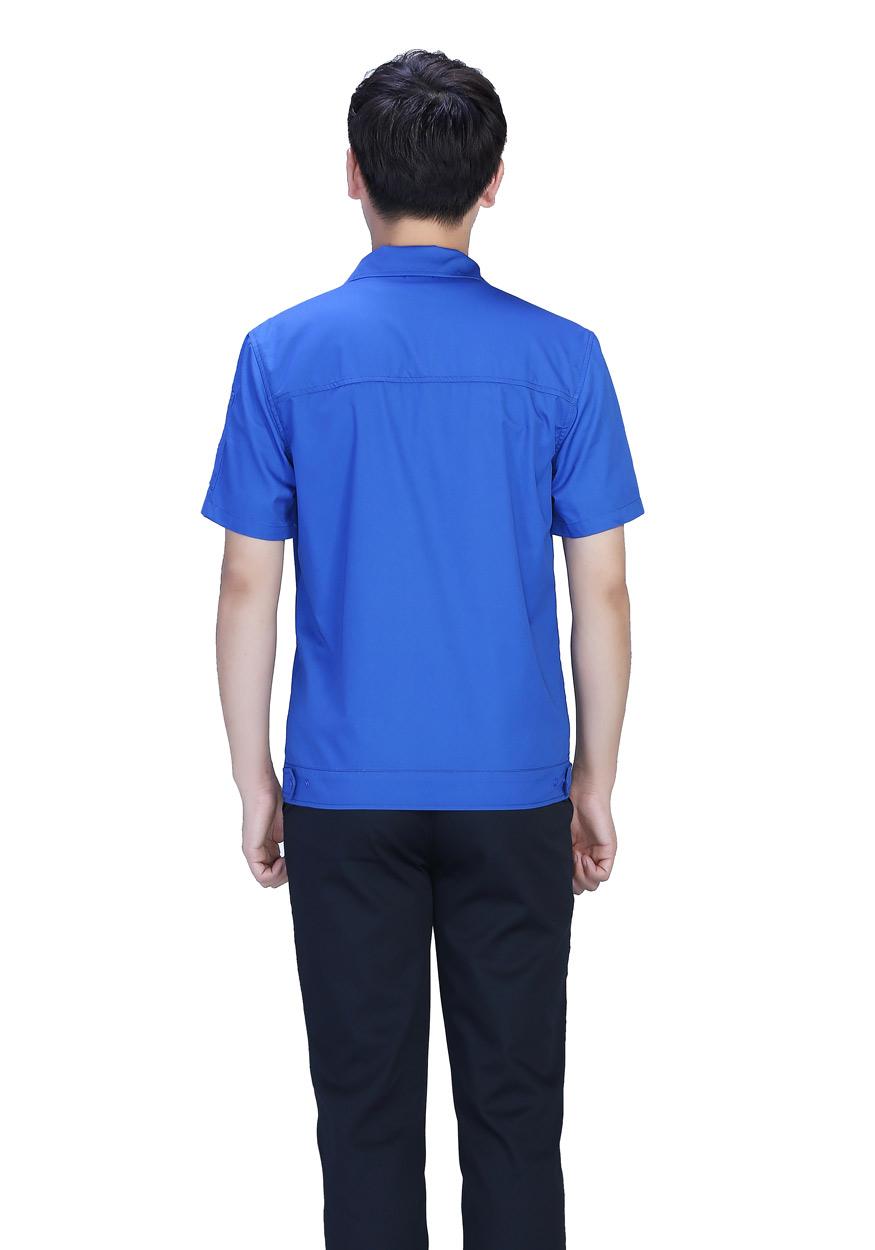 夏季工作服套装FY6002