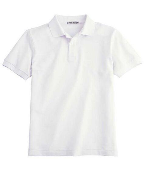 被染色的定做polo衫怎样清洗