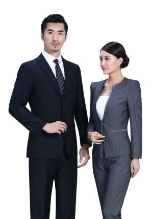 定做工作服的款式设计要点和定做时的注意事项