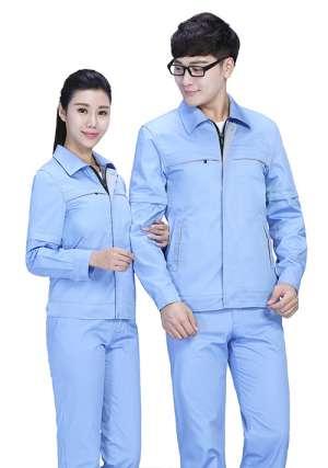全棉工作服防静电吗?可以替代防静电工作服吗?